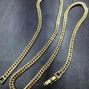 زنجیر طلا کارتیه ژاپنی