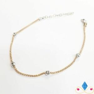 دستبند طلا البرناردو رزگلد